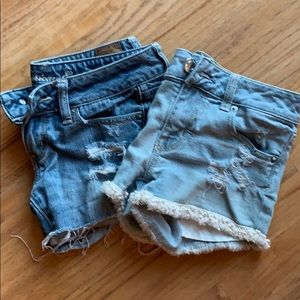American Eagle Shorts Bundle! 🌼🌸